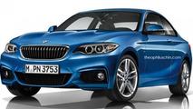 16 BMWs lose kidney grille in digital interpretation