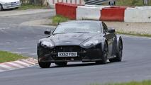 Possible 2017 Aston Martin Vantage mule spy photo