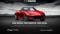 Mazda & XBox announce the MX-5 Livery Design Contest for Forza Horizon 2