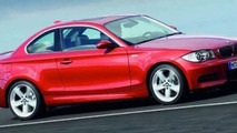 BMW 1 Series Coupe Leaked - Offical Details & Photos