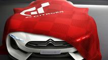 Citroen GT Concept Teaser Image No.4