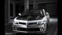 Chevrolet Camaro Carbon Line Concept by Luca Polizzotto