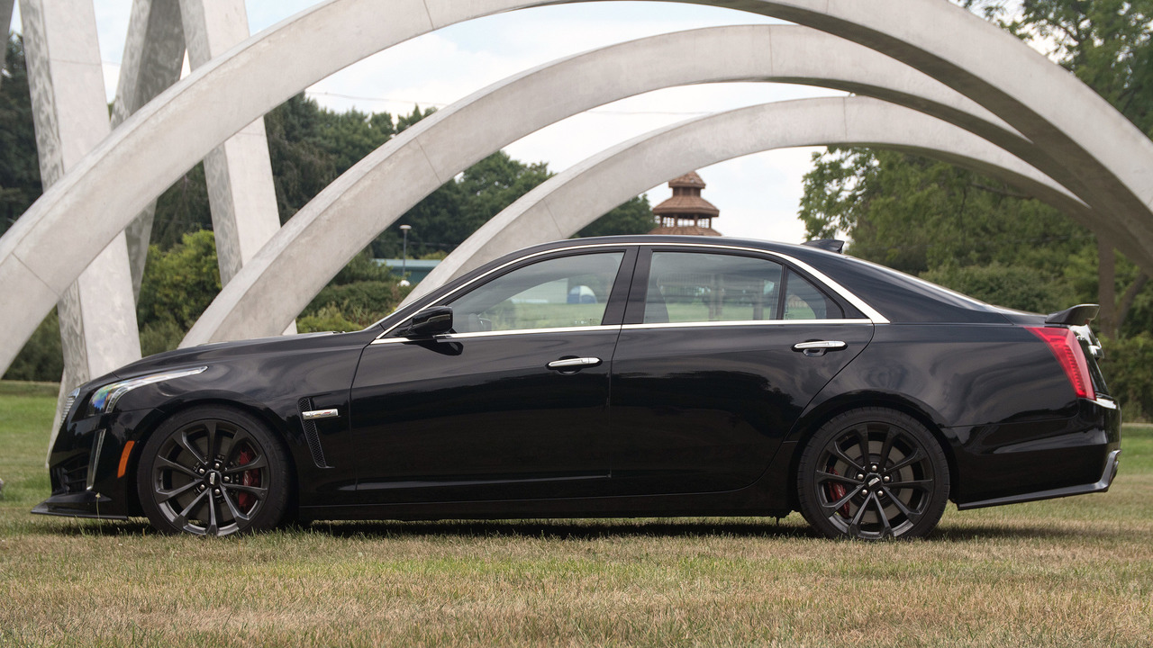 Beautiful Review 2016 Cadillac CTSV