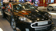 Aston Martin DBRS9 racecar