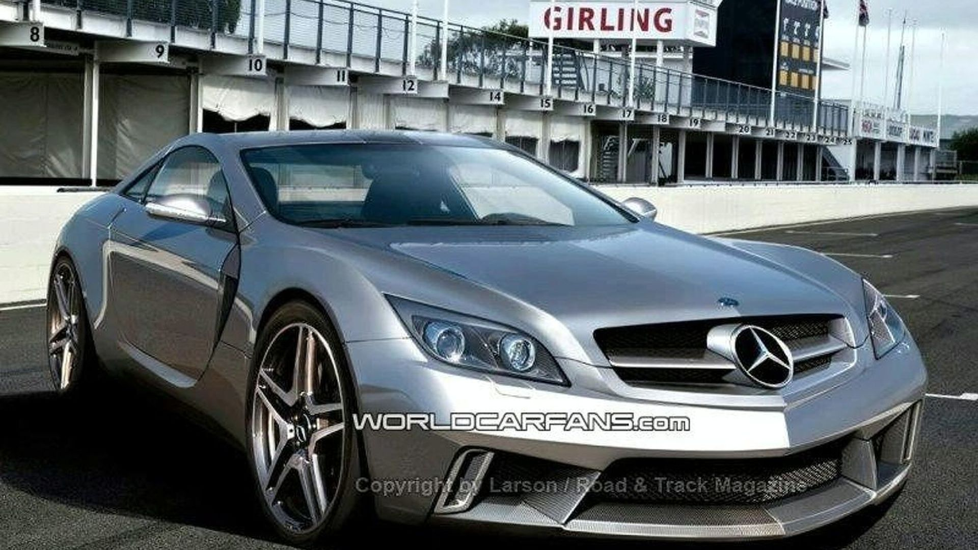 Mercedes benz slc amg due in 2015 with v6 and v8 engines for Mercedes benz v6