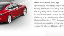 Tesla Model S Performance Plus launched