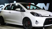 Toyota GRMN Vitz Turbo Concept