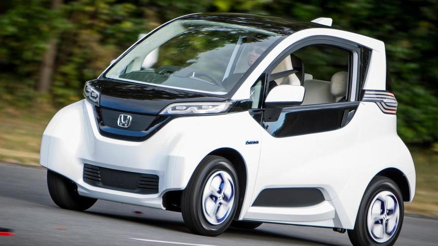 Honda Micro Commuter production version revealed