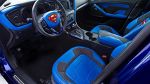 Superman-themed Kia Optima Hybrid 07.2.2013