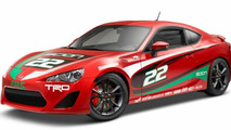 Scion FR-S is the official race vehicle for Toyota Pro/Celebrity Race [video]