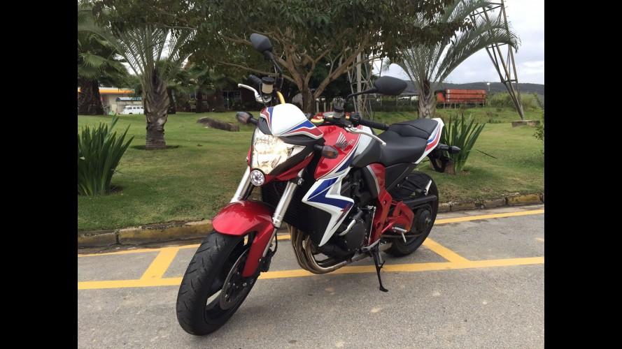 Garagem Moto#2: Honda CB 1000R faz amizade bruta