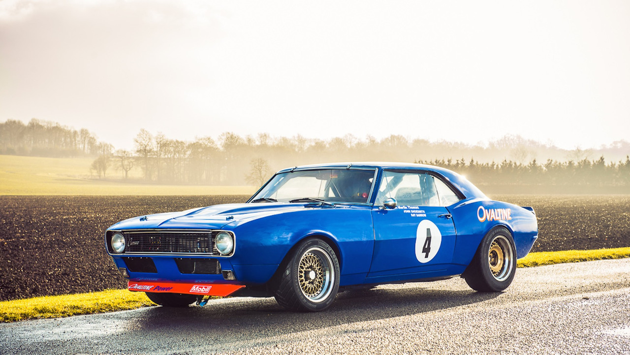1968 Charger For Sale >> Classic Camaro race car in need of a new driver