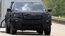 2017 Honda Ridgeline spied in the United States
