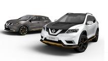 Nissan Qashqai and X-Trail Premium Concept