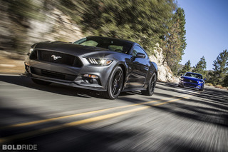 Ford Performance Power Packs put a little Shelby in Mustang GT