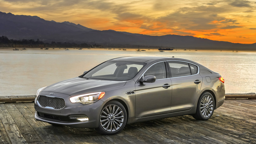 2016 Kia K900 gets UVO Luxury Services