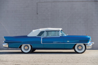 Crisp Cadillac Eldorado Biarritz Convertible Heads To Auction