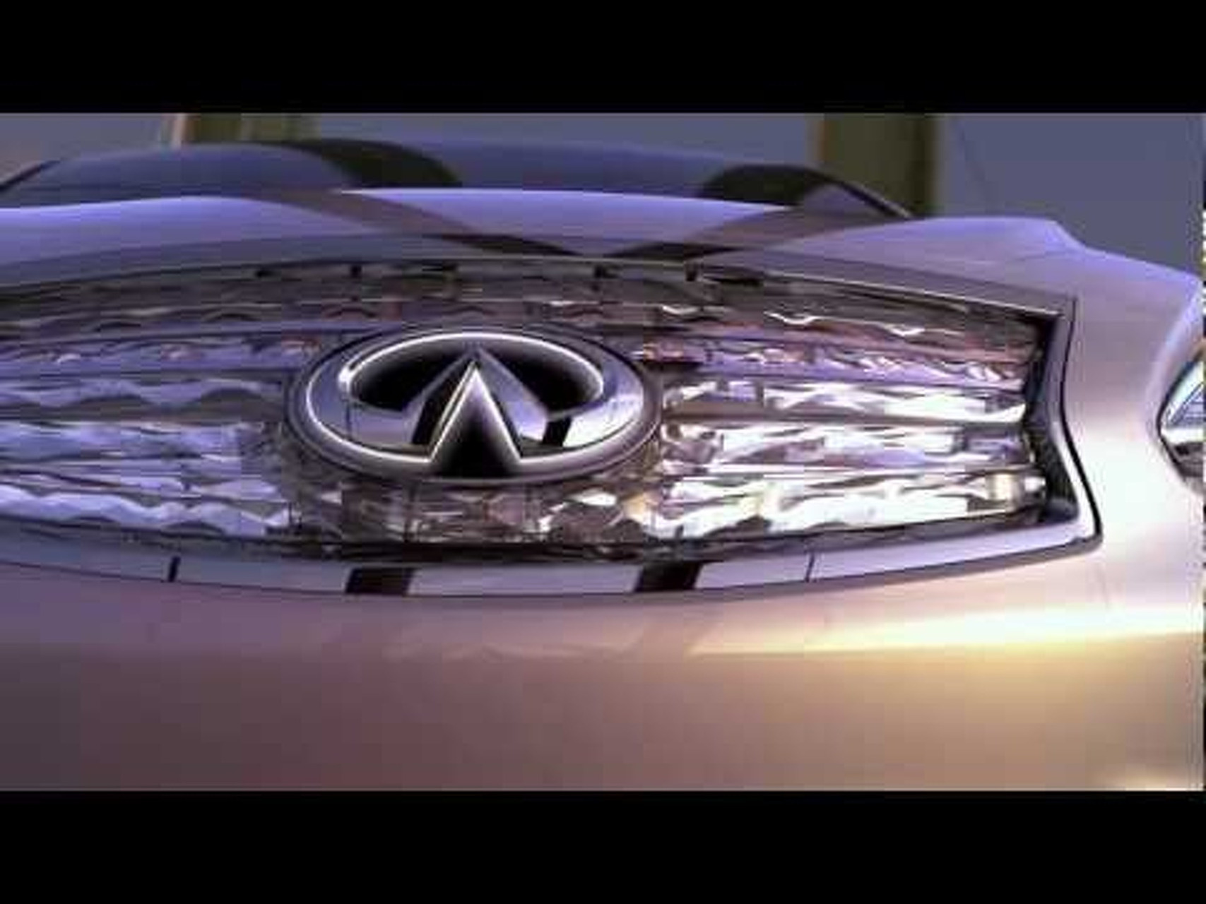 2012 Infiniti LE Concept Running Footage