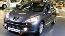 Millionth Peugeot 207
