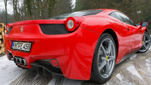 Ferrari 458 Italia real life photos - 1024 - 29.12.2009