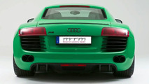 MTM Individual Program Announced - Starting with Mean Green Audi R8
