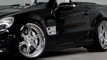 The Mercedes-Benz SL 65 AMG by Wheelsandmore