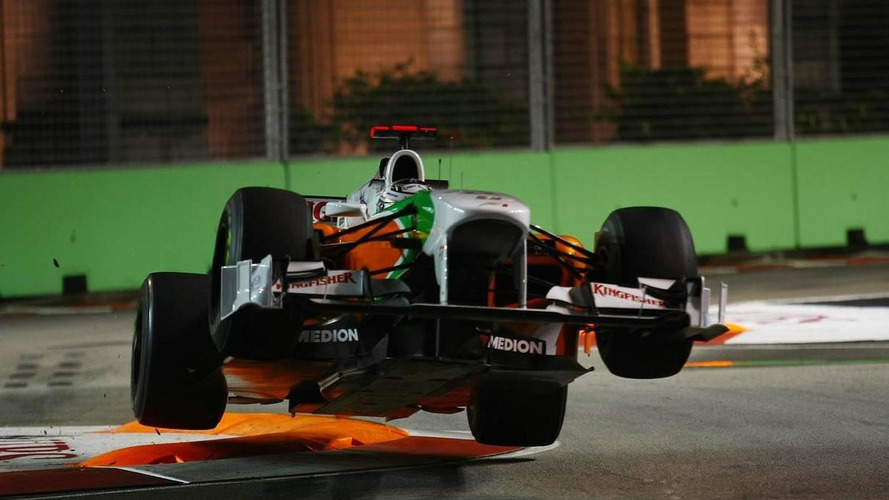 Force India has 'open spaces' for 2011 - Mallya