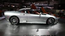 Spyker C8 Alieron World Debut in Geneva