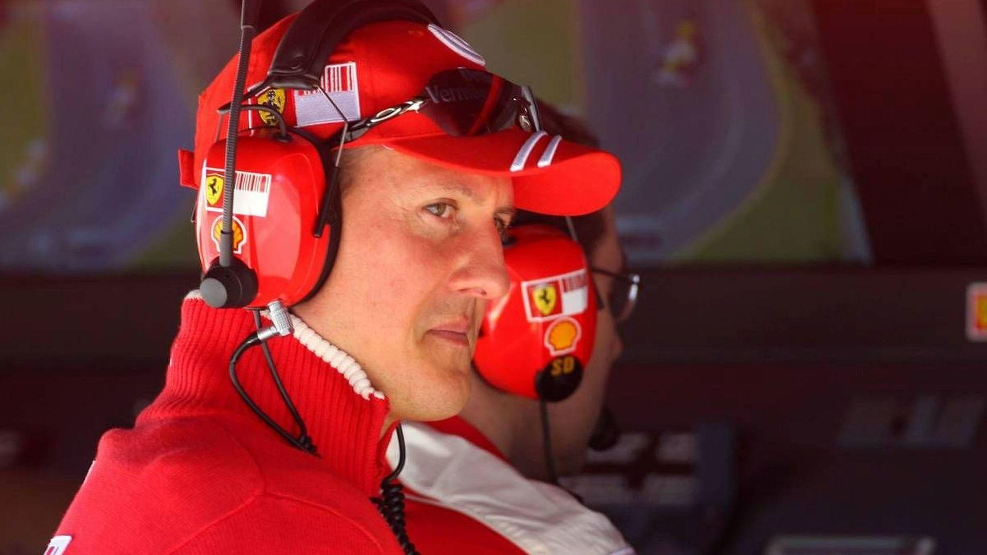 Schumacher to be at Monza - spokeswoman