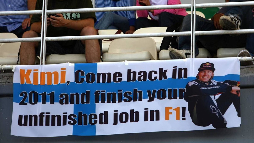 Raikkonen not ready to decide on F1 return