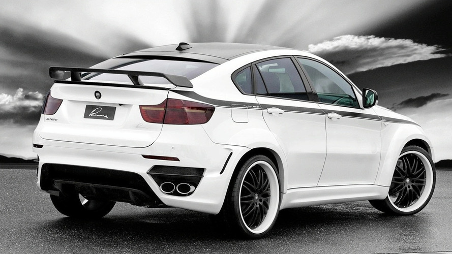 Lumma BMW CLR X 650 GT to Debut in Geneva