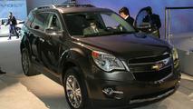 2010 Chevrolet Equinox gets 32mpg