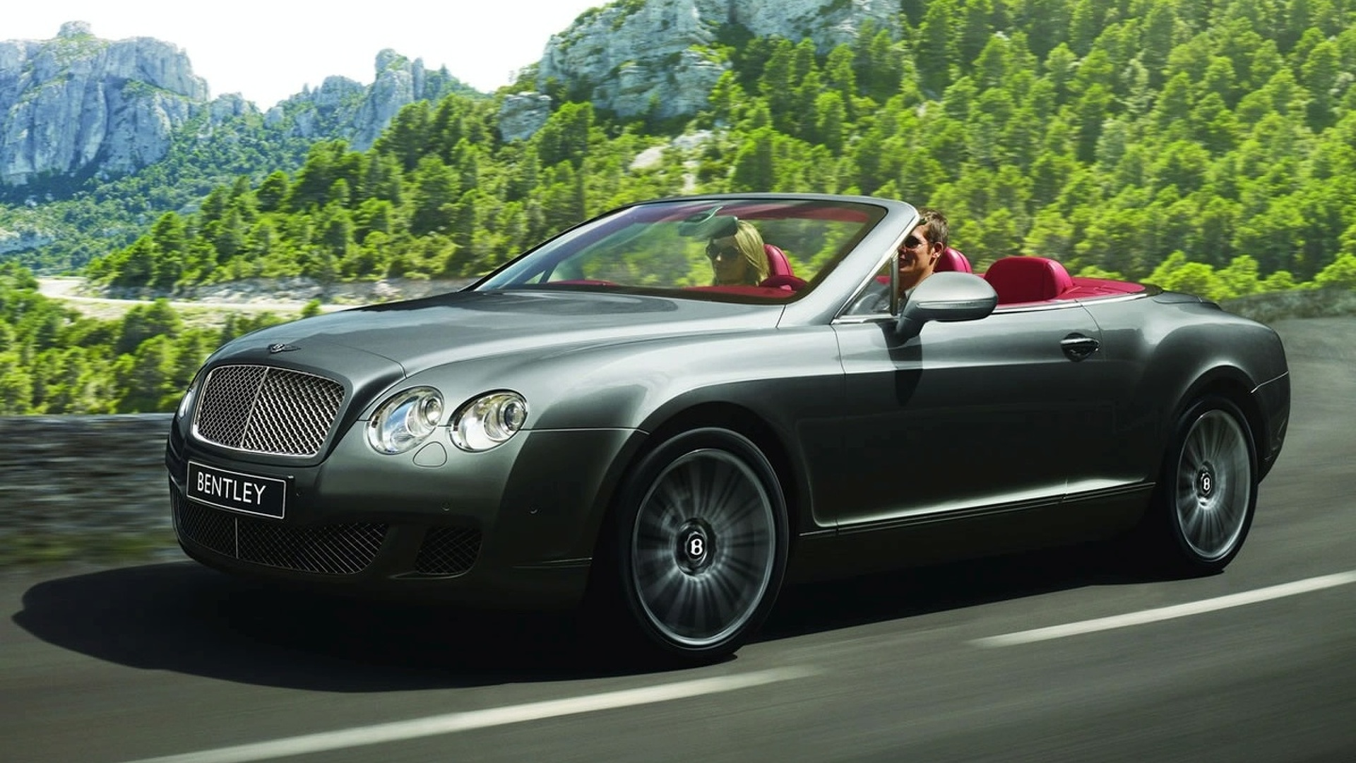 First Pictures: Bentley set to Unveil Facelifted GTC  & GTC Speed