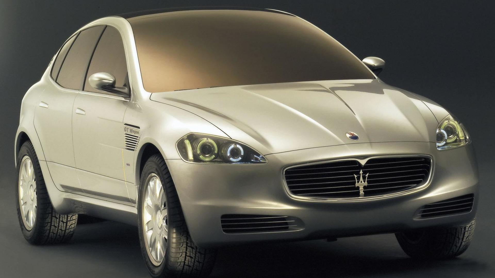 Maserati's future lineup gets detailed - rumors