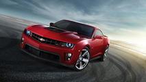 2012 Chevrolet Camaro ZL1 production launched