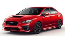 2015 Subaru WRX leaked?