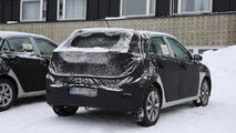 2014 / 2015 Hyundai i20 spy photo