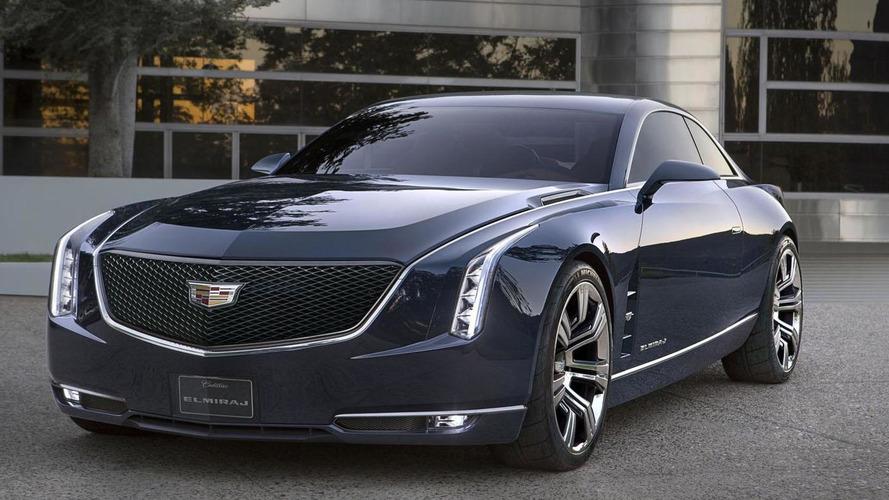 Cadillac still noncommittal on the Elmiraj concept - report
