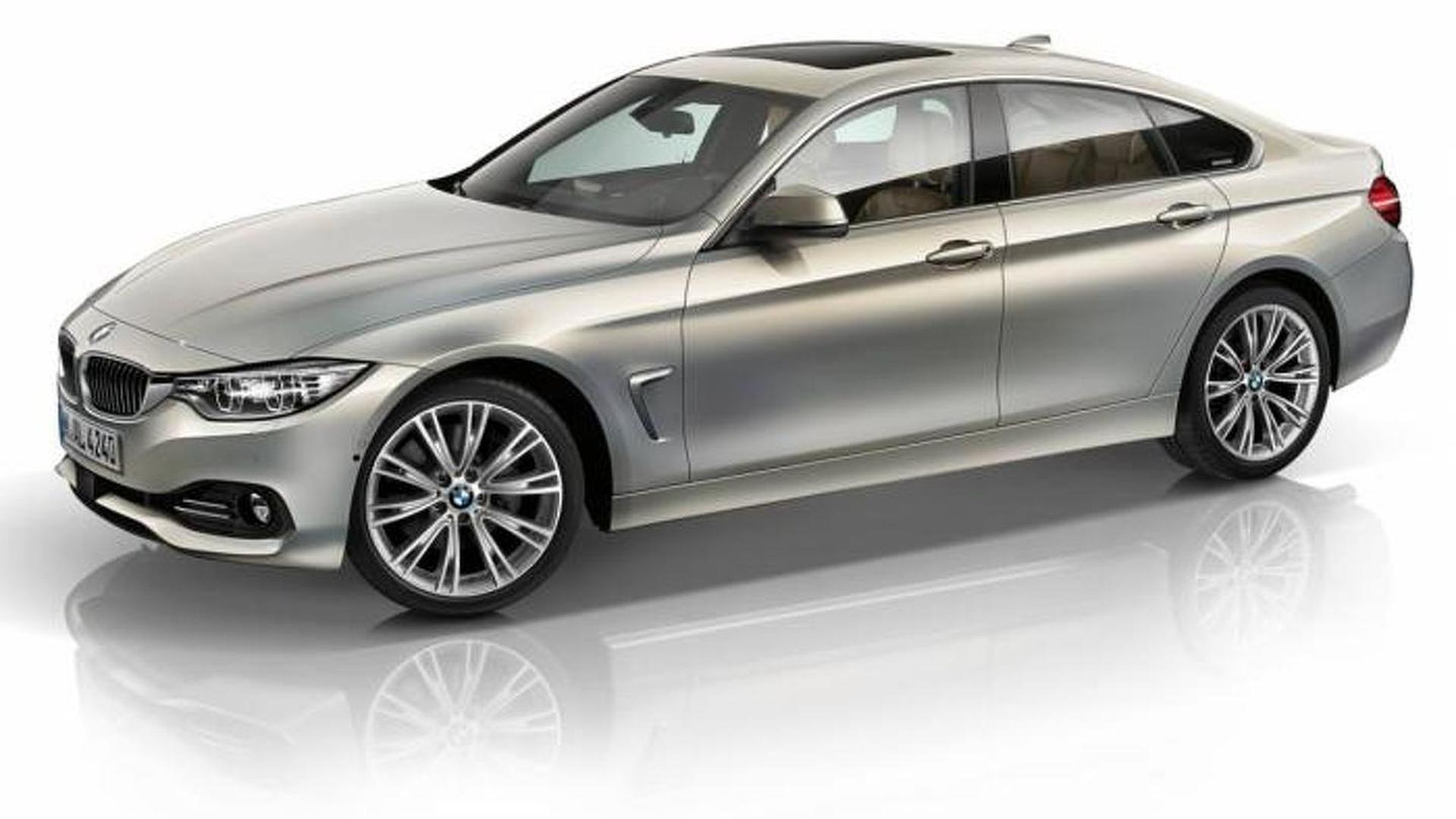 BMW 4-Series Gran Coupe Individual announced