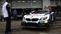 BMW Z4 GT3 with laser headlights