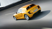 The VW EcoRacer