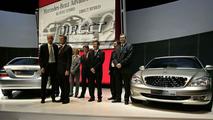 Board Members of DaimlerChrysler AG