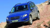 New VW Tiguan Production Prototype