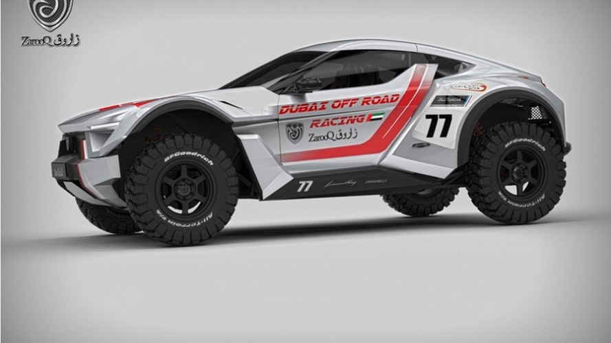 Zarooq Motors Sand Racer off-roader unveiled with RWD and up to 500 bhp