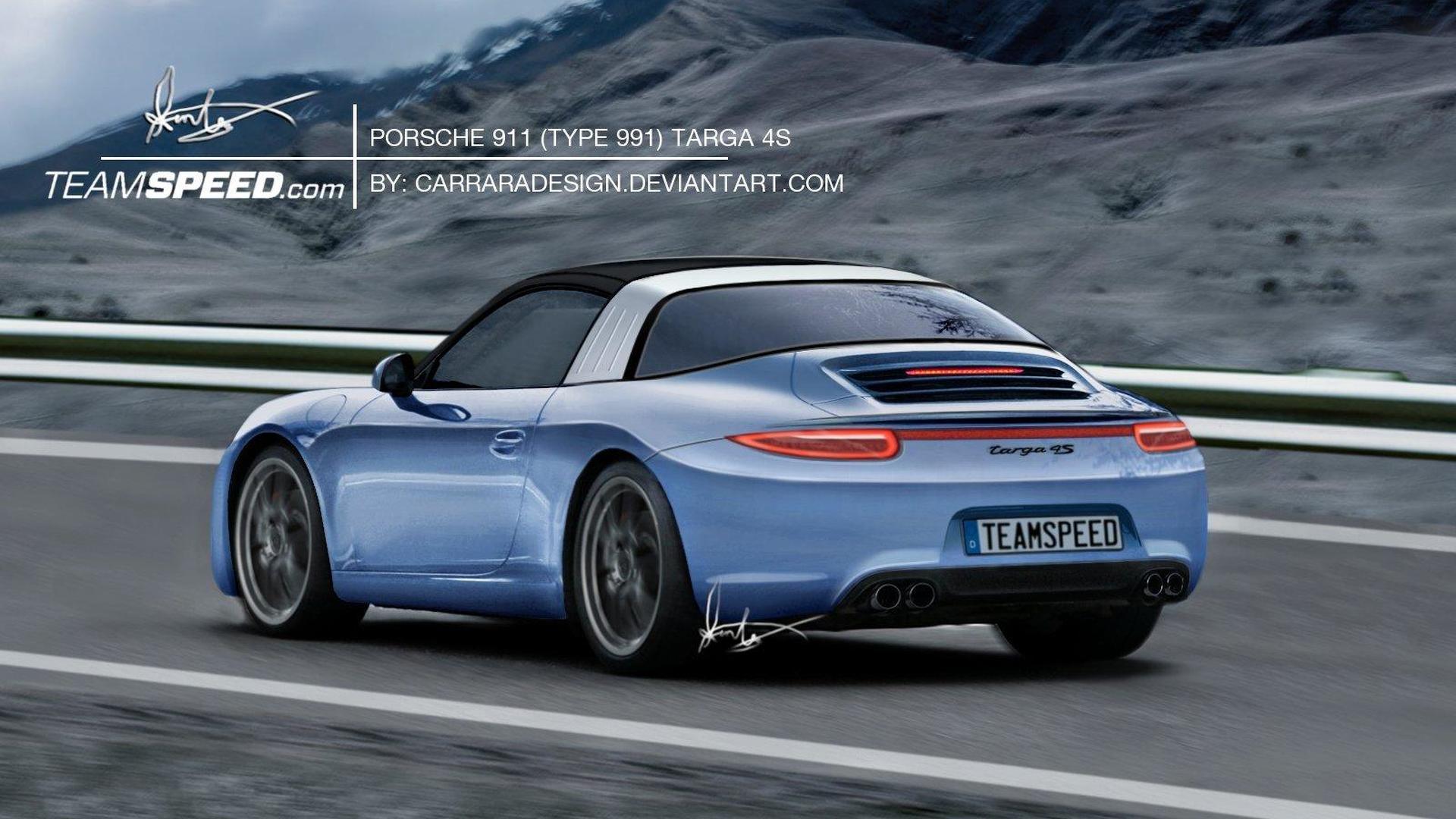 2014 Porsche 911 Targa Caught Testing First 2014 Html