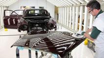 Bentley Mulsanne interior craftsmanship detailed [Video]