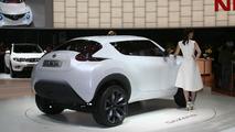 Nissan Qazana Crossover Design Concept