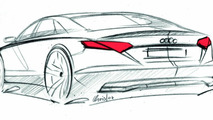 Audi Readying New Concept for Detroit Auto Show