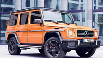 Mercedes-Benz G63/G65 Crazy Color Edition