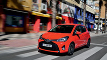 2014 Toyota Yaris gets detailed